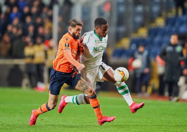 Europa league Round of 32 - Istanbul Baakehir against Sporting CP