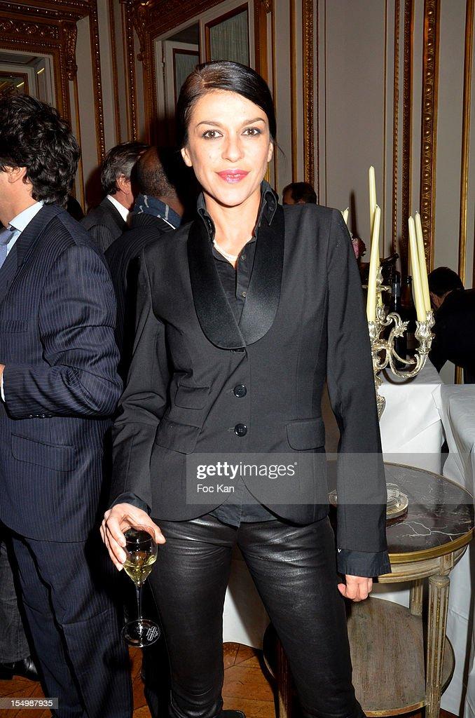 'Trophee Paris Cinema Awards' - Press Conference At Hotel Crillon