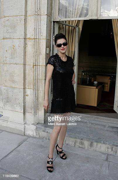 Jovanka Sopalovic the launching of the 24eme Fete du Cinema at Ministere de al Culture on June 26 2008 in Paris France
