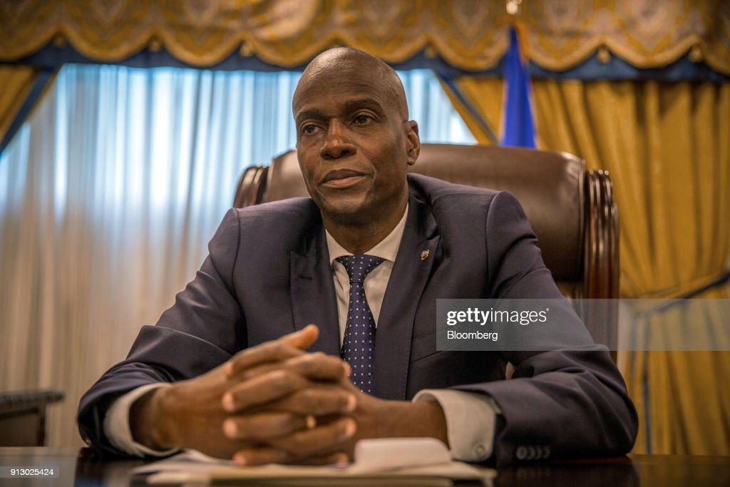 President Of Haiti Jovenel Moise Interview