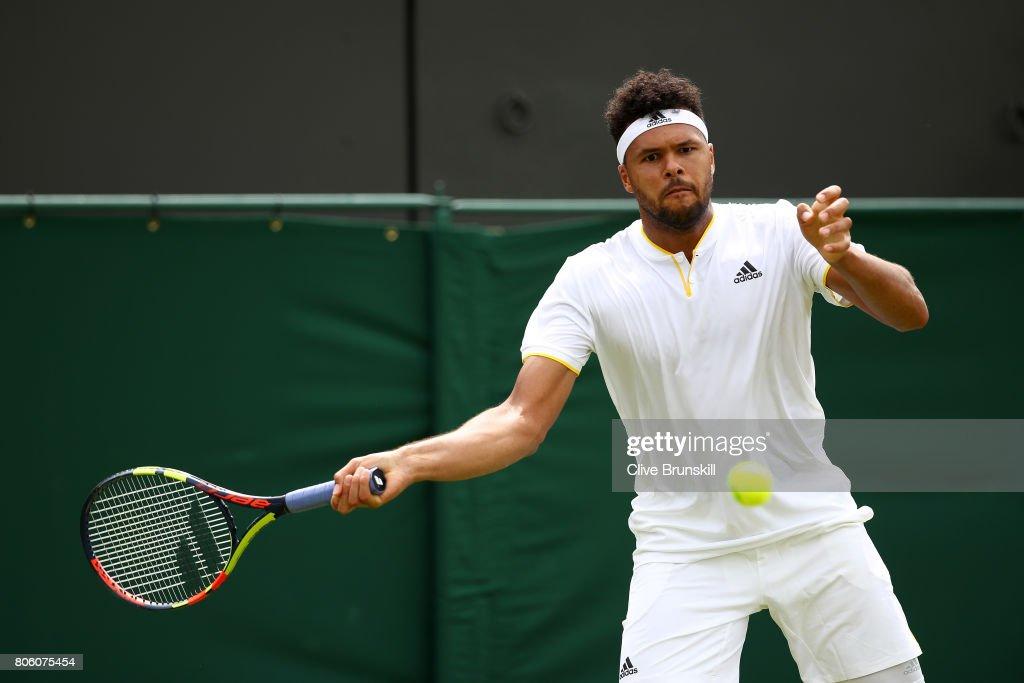 Day One: The Championships - Wimbledon 2017 : News Photo