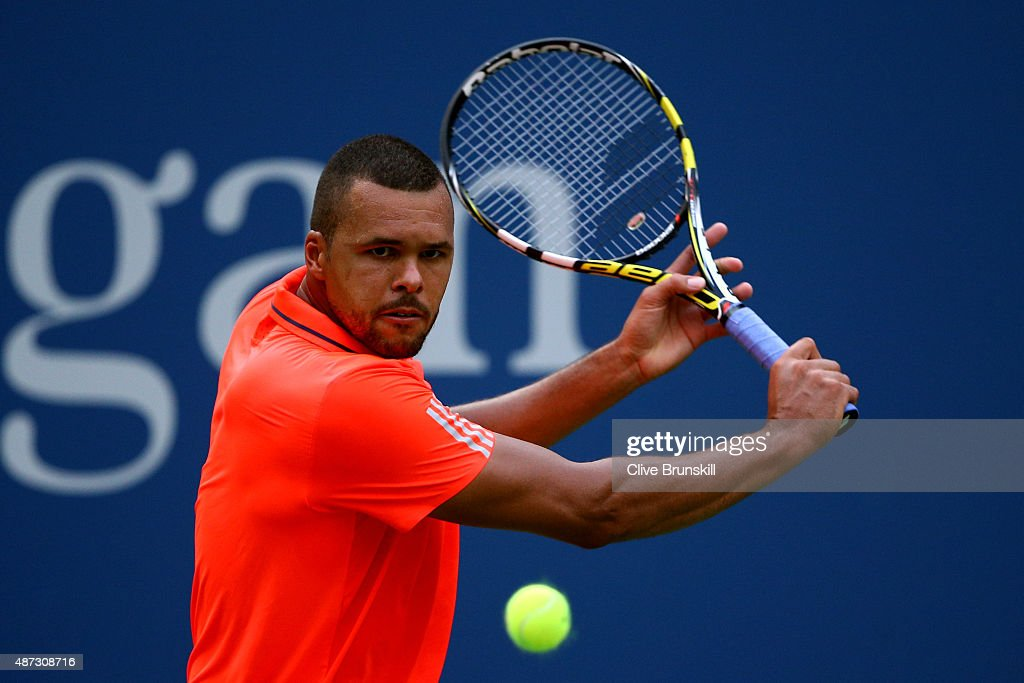 2015 U.S. Open - Day 9 : News Photo