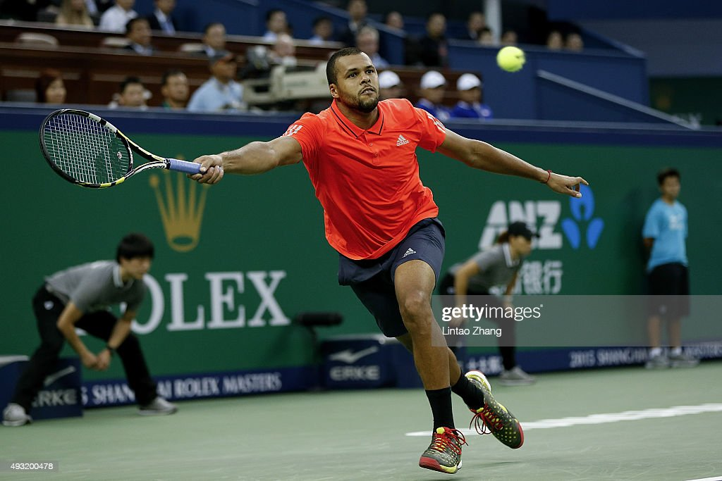 2015 Shanghai Rolex Masters - Day 8 (Final) : News Photo