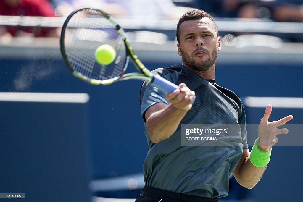 TENNIS-ATP-ROGERS-CUP : Foto jornalística