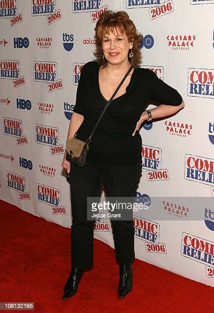 Joy Behar 12699_JG_617jpg during TBS Comic Relief 2006 Red Carpet at Caesars Palace in Las Vegas Nevada United States