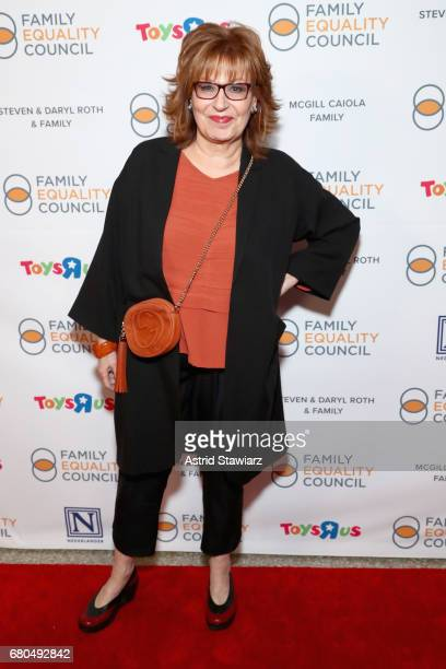 Joy Behar at Family Equality Council's Night at the Pier at Pier 60 on May 8 2017 in New York City