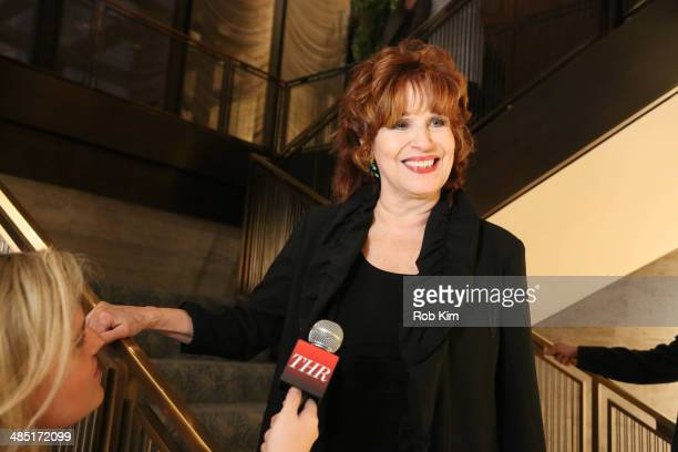 Joy Behar attends The Hollywood Reporter 35 Most Powerful People In Media Celebration at The Four Seasons Restaurant on April 16 2014 in New York City