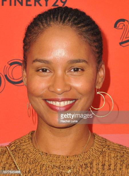 Joy Bryant attends Refinery29's 29Rooms Los Angeles 2018 Expand Your Reality at The Reef on December 04 2018 in Los Angeles California