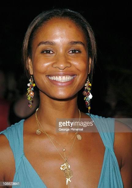 Joy Bryant during 2004 Toronto International Film Festival ICM/Club Monaco/MacIDeas Party at Adriatico in Toronto Ontario Canada