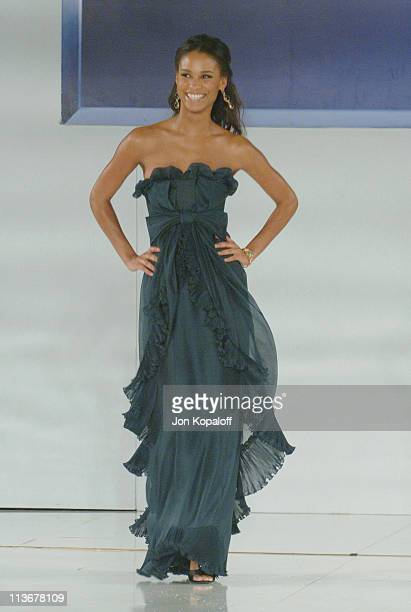 Joy Bryant during 2006 General Motors Annual ten Celebrity Fashion Show Inside at 1540 N Vine in Hollywood California United States