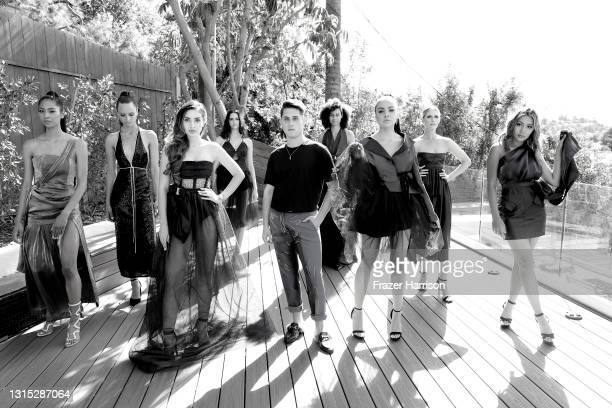 Joy Castillo, Monique Victoria, Megan Pormer, Ireland David, Jonathan Marc Stein, Amanda Clason, Shannon Baker, Anna Vallefuoco, and Quiggle Ignacio...