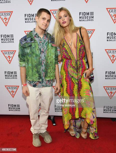 Joy Corrigan at GUESS Celebrates 35 Years with Opening of Exhibition at the FIDM Museum Galleries at FIDM Museum Galleries on the Park on June 5 2017...