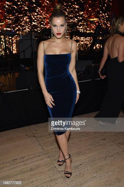 Joy Corrigan attends the 2018 Angel Ball hosted by Gabrielle's Angel Foundation at Cipriani Wall Street on October 22 2018 in New York City