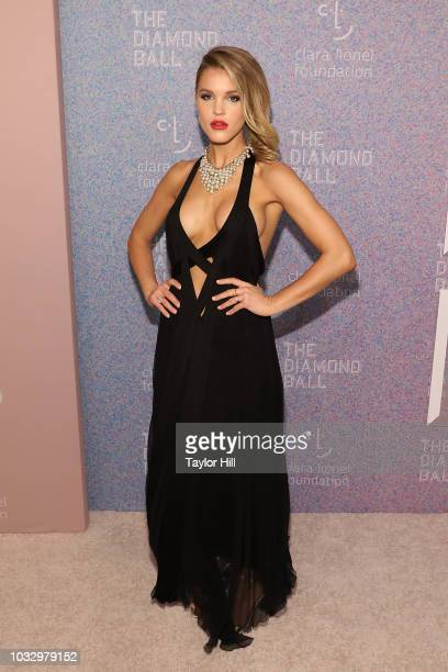 Joy Corrigan attends the 2018 Diamond Ball at Cipriani Wall Street on September 13, 2018 in New York City.