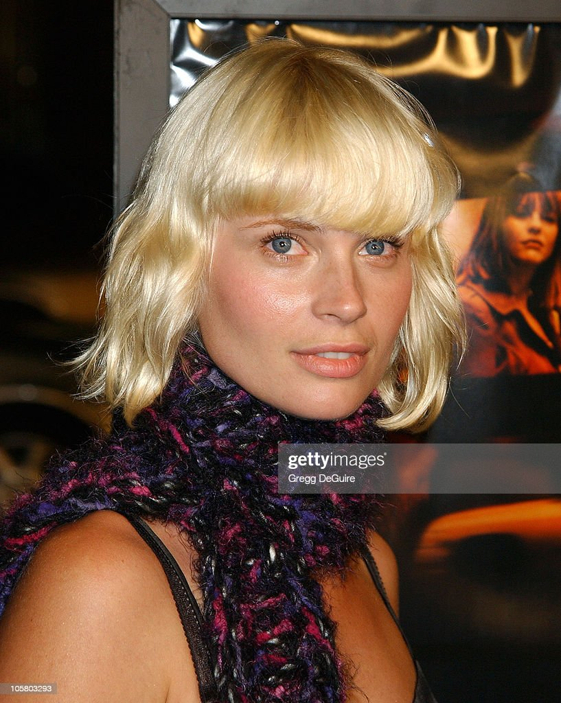 Joy Durham during 'In The Cut' Los Angeles Premiere - Arrivals at Academy Theatre in Beverly Hills, California, United States.