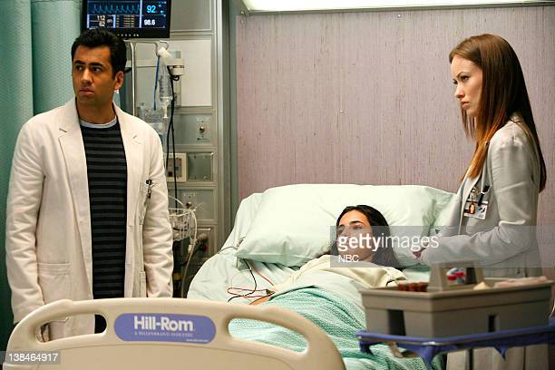 HOUSE Joy Episode 6 Aired Pictured Kal Penn as Dr Lawrence Kutner Joanna Koulis as Samantha Harmon Olivia Wilder as Dr Remy Hadley/Thirteen