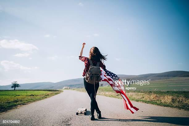 Joy of patriotism