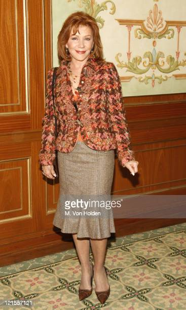 Joy Philbin during 18th Annual Women of the Year Luncheon at The Pierre in New York City New York United States