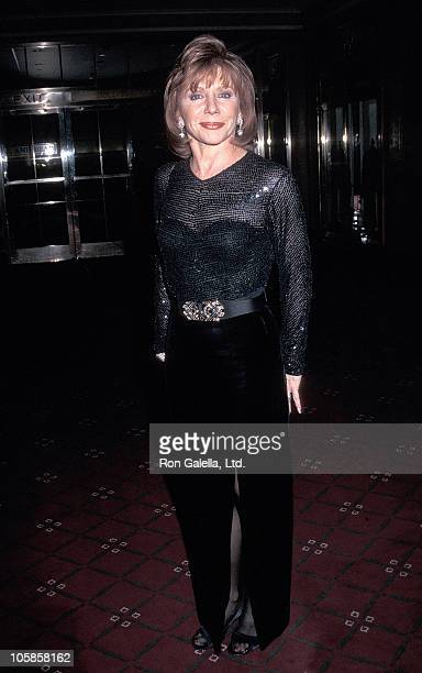 Joy Philbin during Museum of Television Radio Honors Jack Paar at Waldorf Astoria in New York City New York United States
