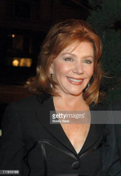 Joy Philbin during Regis Philbin Hosts a Party for Steve Tyrell in Celebration of His Return to the Carlyle November 15 2006 at Cafe Carlyle in New...