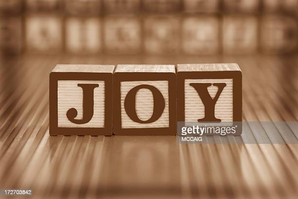 joy (#7 of series) - single word stock pictures, royalty-free photos & images