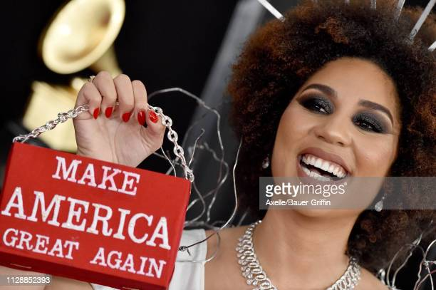 61st Annual Grammy Awards: Joy Villa Stock Photos And Pictures