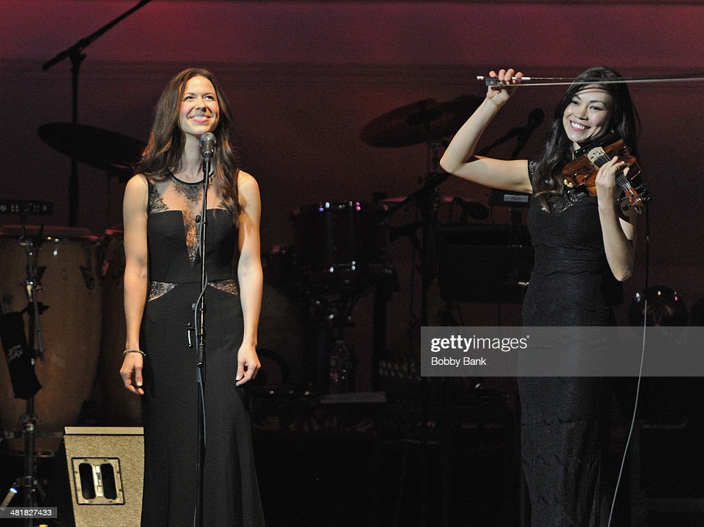 Joy Williams attends The Music of Paul Simon at Carnegie Hall on March 31, 2014 in New York City.
