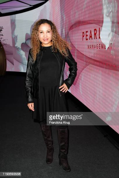 Joyce Darkoh during the PEARL Model Management Fashion Aperitif at The Reed on January 13 2020 in Berlin Germany