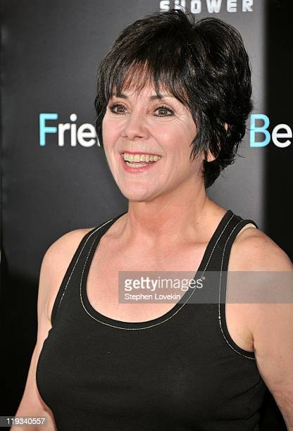 Joyce DeWitt attends the 'Friends with Benefits' premiere at Ziegfeld Theater on July 18 2011 in New York City