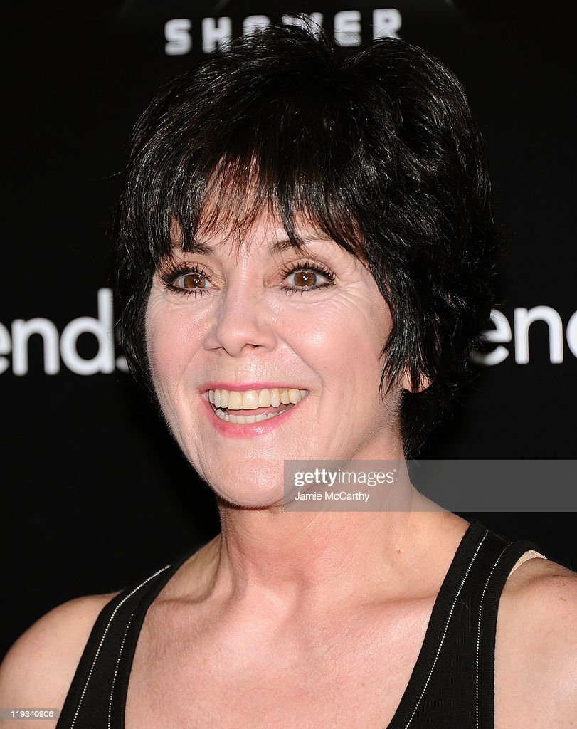 Joyce DeWitt attends the