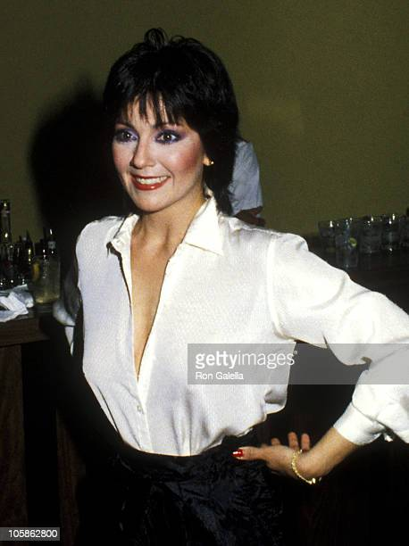 Joyce DeWitt during Press Preview and Luncheon For 'Three's Company' and 'The Ropers' at Beverly Hilton Hotel in Beverly Hills California United...