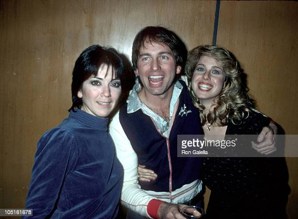 Joyce DeWitt John Ritter and Jenilee Harrison during Screening of 'Angel Dusted' at Director's Guild in Los Angeles CA United States