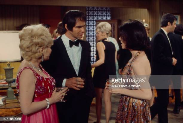 Joyce Jameson Burt Reynolds appearing in the Walt Disney Television via Getty Images's tv movie 'Run Simon Run'