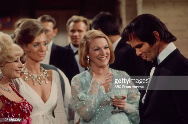 Joyce Jameson Inger Stevens Burt Reynolds appearing in the Walt Disney Television via Getty Images's tv movie 'Run Simon Run'