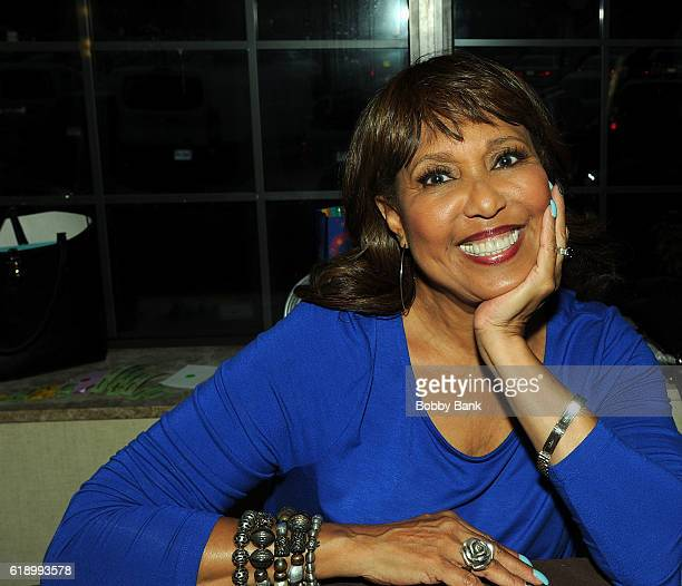 Joyce Vincent Wilson attends 2016 Chiller Theatre Expo Day 1 at Parsippany Hilton on October 28 2016 in Parsippany New Jersey