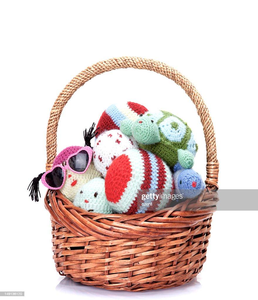 Crochet Strawberry Seahorse Amigurumi - Knot Bad   1024x880