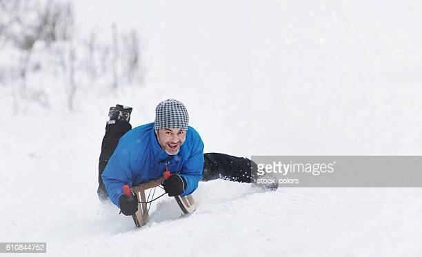 joyful moments in the winter