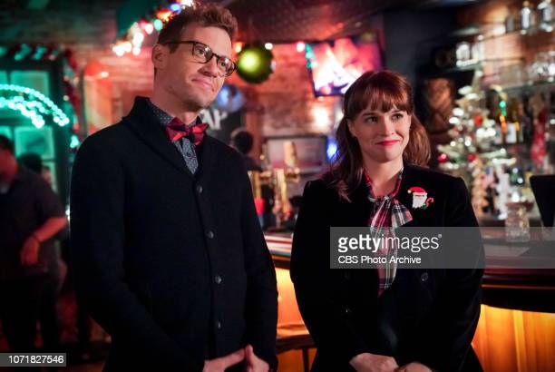 Joyride Pictured Barrett Foa and Renée Felice Smith The NCIS team is joined by NCIS Special Agent Nicole DeChamps after a Marine reservist with a...