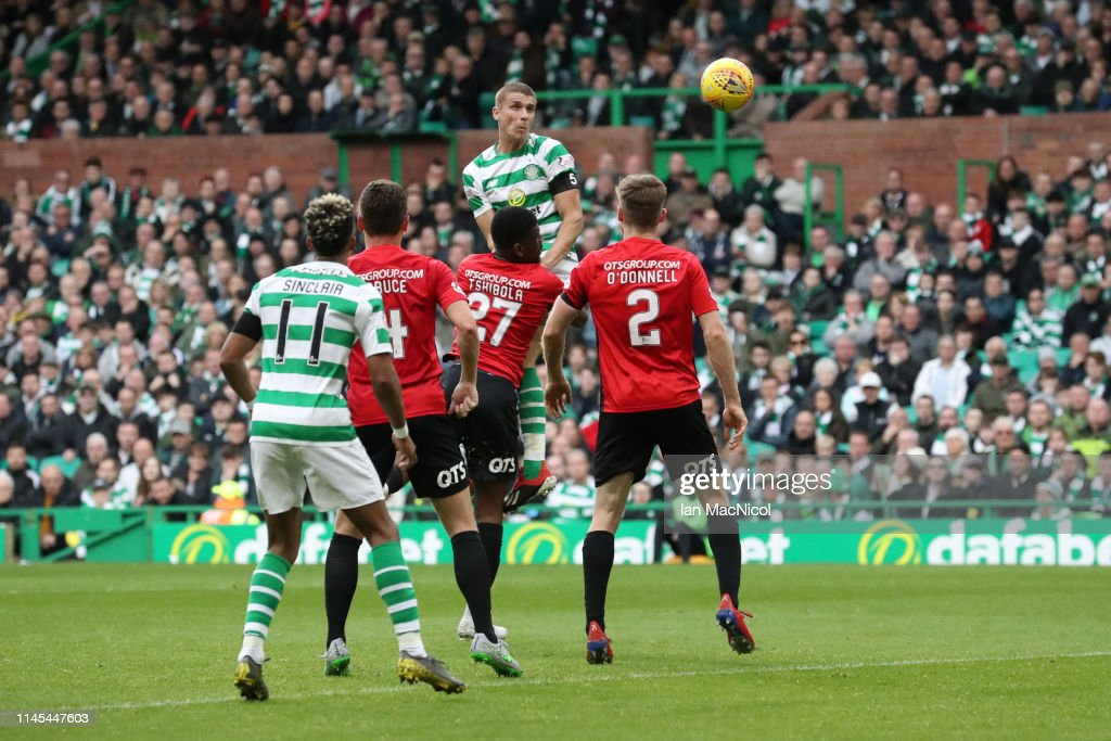 Celtic v Kilmarnock - Ladbrokes Scottish Premiership : News Photo