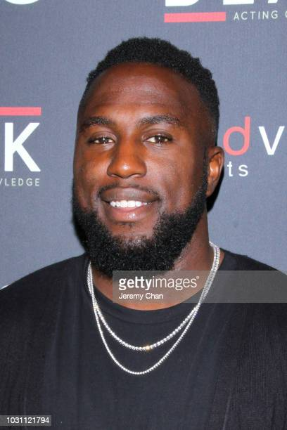 Jozy Altidore attends Stephan James And Shamier Anderson Host Third Annual BLACK Ball at TIFF Bell Lightbox on September 10 2018 in Toronto Canada