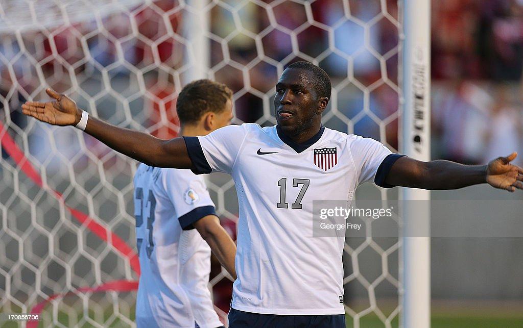 Honduras v United States - FIFA 2014 World Cup Qualifier : News Photo