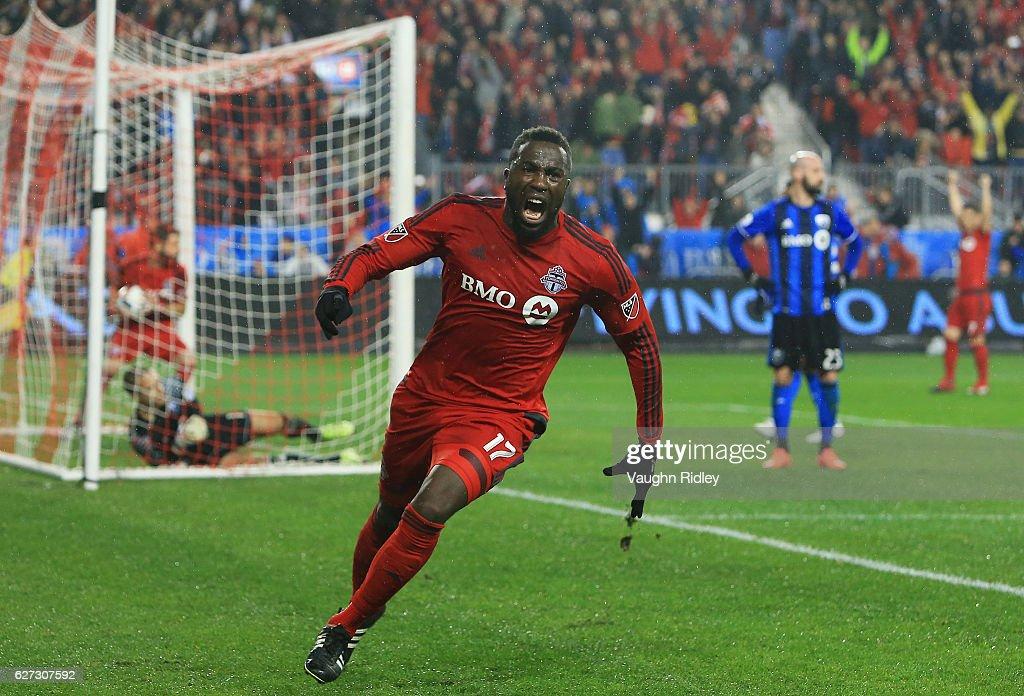 Montreal Impact v Toronto FC - Eastern Conference Finals - Leg 2 : ニュース写真