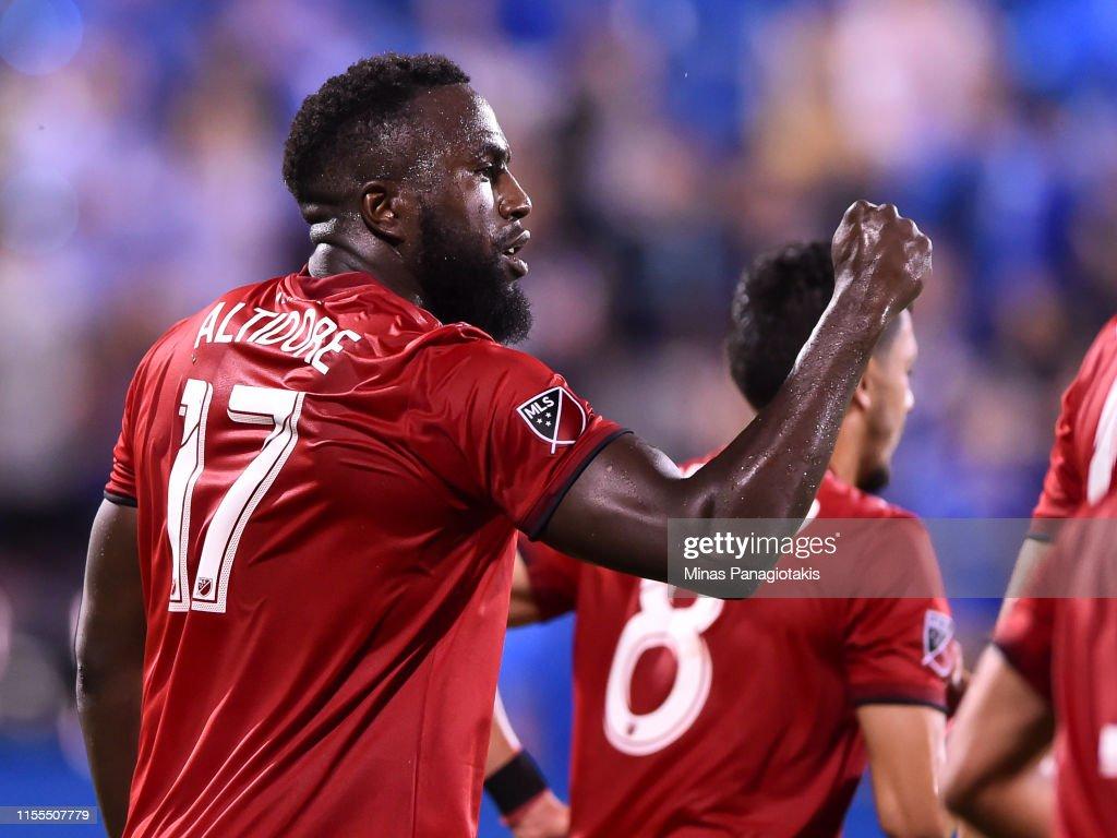 Toronto FC v Montreal Impact : News Photo