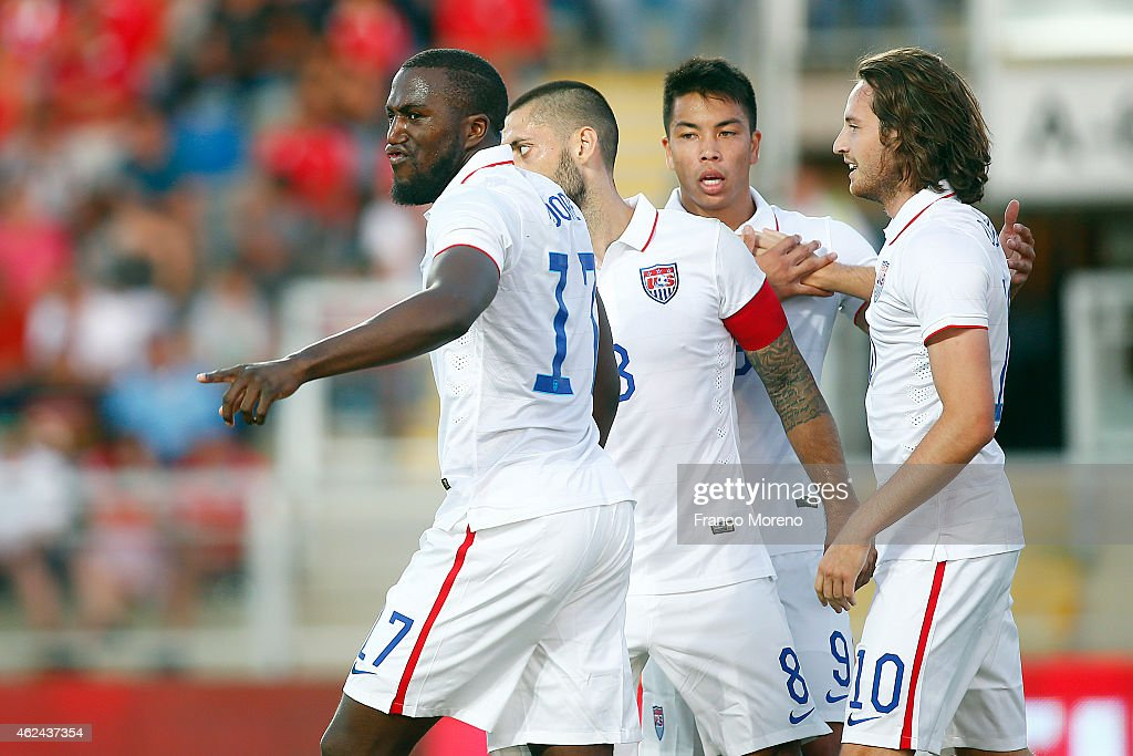 Chile v USA - Friendly Match