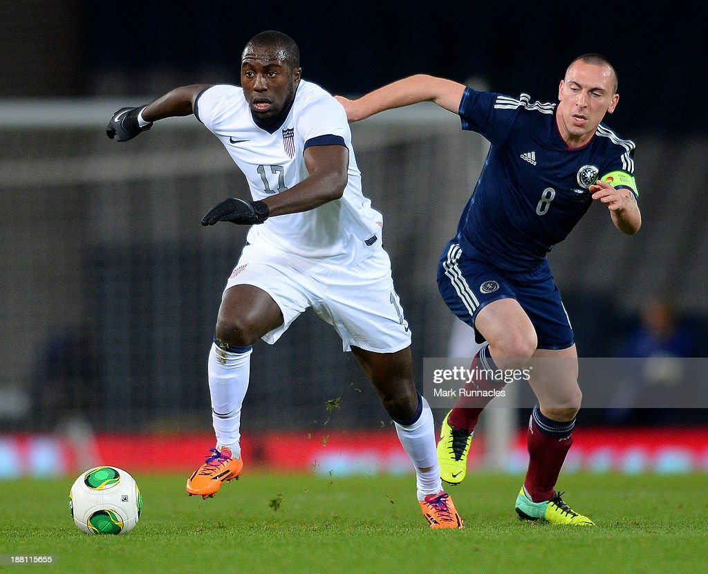Scotland v USA - International Friendly