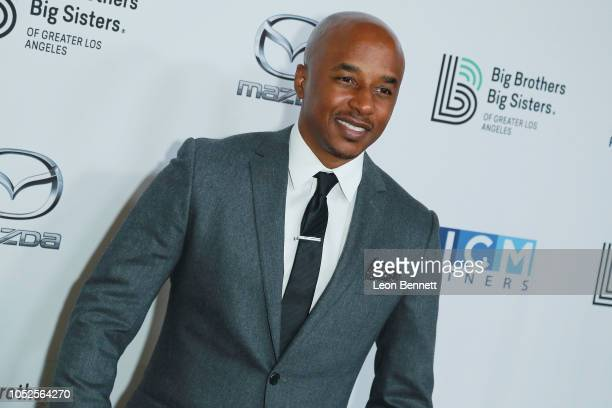 Jr Board Member Jerone Caldwell attends Big Brothers Big Sisters Of Greater Los Angeles Big Bash Gala arrivals at The Beverly Hilton Hotel on October...