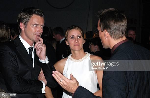 Jörg Pilawa Ehefrau Irina Opaschowski Gast ARDGala Deutscher Fernsehpreis 2006 Coloneum Köln NordrheinWestfalen Deutschland Europa Moderator Promi BB...