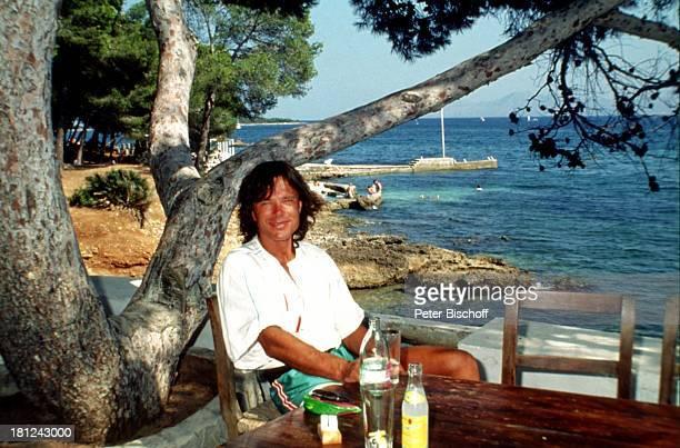 Jürgen Drews, Urlaub, Mallorca/Spanien, , Insel, Balearen, Sänger, Meer, Promis, Prominente, Prominenter,
