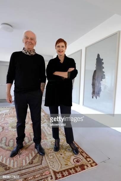 Jürgen Klauke und seine Partnerin Gina Lee Felber im Interview über ihre Doppelausstellung JÜRGEN KLAUKE Ästhetische Paranoia andere Desaster...