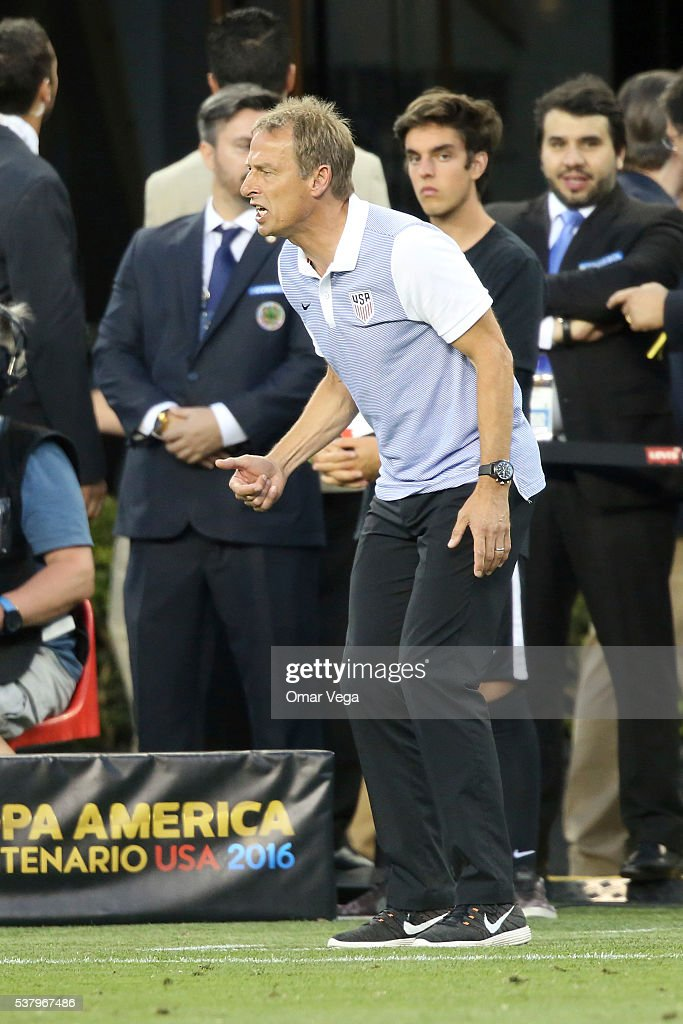 United States v Colombia: Group A - Copa America Centenario : News Photo